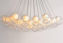 Luminous Lighting / Lighting ideas for the home / by Sheila