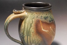 Art:  Clay Cups, Mugs, Tumblers, Goblets... / Moving all mugs and such into one board. / by Sandy Meadors