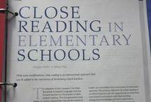 Common Core - Close Reading