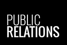 // Public Relations //  / Public Relations. PR. Media Relations. Earned Media. Digital PR. Media. IMC. Integrated Marketing Communications. Communication Strategy. Strategic Communication. Press Releases. Content PR. Converged Media. Agile Engagement. Influencer Relations.  / by Amy Bishop