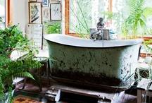 Bathroom / by Ina Dyreborg
