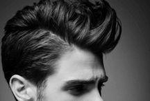 Hair Styles / by Eric Gomez