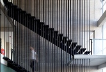 Sleek Stairs / by Sheila