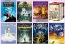 Book Lists - Fantasy and Sci-Fi