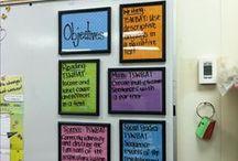 Classroom Organization - Objectives