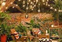 Backyard Dreams / Turn your backyard into a relaxation heaven
