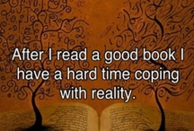 I Cannot Live Without Books / you can never have too many books