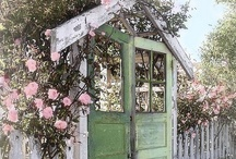 garden/porch/yard / by Jennifer Walters