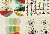 Tissus / Fabrics / by Odile Berget