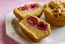Low-Fat Vegan Baked Goods / Plant-based cake, muffin, and pastry recipes with little or no added oil, white flour, or other junky stuff.