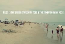 Beaches  / by Julie Ann Castello