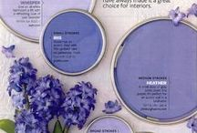 The Color of May/ Purple / Spring is in full bloom and purple and lavender are everywhere. View The Color of May blog! http://www.pamkelley.com/blog/2012/04/dallas-texas-interior-design-firm/