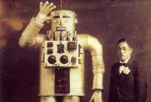 Robots / by Paul Jennings