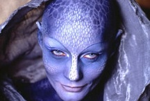 SciFi Aliens & Alien Worlds / Characters and places from TV, movies, and books / by Linda Williams