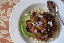 Nutritarian Recipes in Rotation / What we're eating at my house these days. #vegan #wfpb