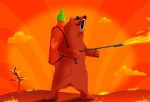 Sriracha Insranity! / by Paul Jennings