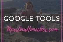 Google Tools und Tipps / Google Analytics, Webmaster Tools, Search Console, Google Adwords