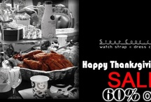 Strapcode Thanksgiving Sales