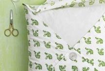 Fabric crafts / by Sammye Rice