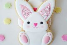 Easter Delights / Recipes for Easter dishes and desserts.