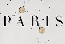 Paris / by Sarah Le