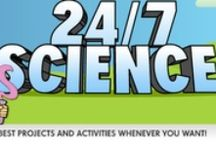 Science education / Websites, books, blogs, and other tools for teaching science, technology, engineering, and math