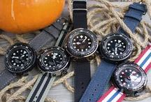 Seiko Tuna Watch Band / All about Seiko Prospex Marine Master Professional. Strapcode show you how to dress up this hottest models : Seiko Tuna Robert F. Marx SBBN00E , Seiko Tuna Can 7549-7010 , Seiko Darth Tuna SBBN013 , Seiko Tuna Sea Golgo 13 SBBN023 , Seiko Tuna Titanium SBBN029 , Seiko Tuna Rose Gold SBDX016