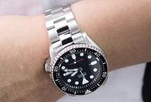 SEIKO Diver SKX007 / SEIKO 007 looks different