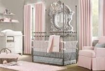 Baby Nursery Ideas / Fun, fashionable baby nursery ideas for your little one.