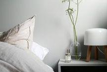Sleep | bedroom inspiration