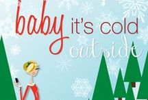 Baby It's Cold Outside / I've got a Christmas Music blog with lyrics, music and video to over a hundred holiday songs. Here's Baby It's Cold Outside. #LearnYourChristmasCarols #ChristmasMusic http://www.learnyourchristmascarols.com/baby-its-cold-outside  / by Juliemarg
