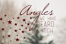 Angels We Have Heard on High / Words, Lyrics, Video, MP3s, Karaoke tracks to over 100 of the best loved Christmas Songs at Learn Your Christmas Carols including Angels We Have Heard on High http://www.learnyourchristmascarols.com/2003/12/its-day-three-of-our-christmas-carol.html #christmasmusic / by Juliemarg