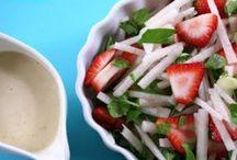 Jicama Recipes / Jicama recipes - sweet, crunchy, delicious!