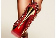Shoes and boots / by Ashley Starnes