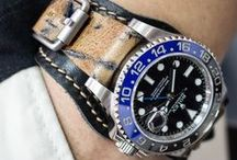 Rolex Watch Band / Example models: Rolex 5512, Rolex Green GMT-116710, Rolex 1601, Rolex 6263, Rolex DeepSea 116660