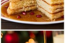Holiday Baking / Baking ideas for fall and the holidays.