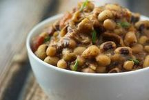 Black-Eyed Peas Recipes / Black-Eyed peas recipes / by Market Street