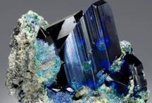 Minerals & geology / Geology, rock strata and formations as well as interesting specimens.