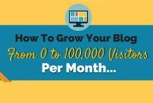 Food Blogging Tips / Blog post ideas, social media marketing tips and more.