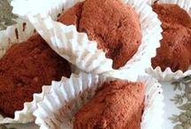 Chocolate desserts / Delicious chocolate desserts