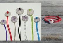 """Bijoux """"handmade with love"""" créations françaises / Les inspirations des boutiques sur  #Etsy"""