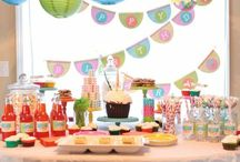 Parties / Table Decor and Party Decorations / by Suzy Plantamura