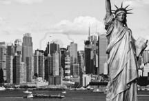 New York. / by HEY CAROL !