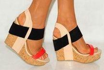 those heels / heels, wedges, stilettos, pumps / by Caitlyn Albert