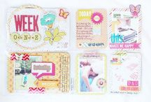 Project Life / Project Life Inspiration (pocket scrapbooking Becky Higgins style) / by Suzy Plantamura