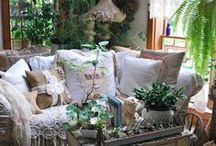 Bohemian ♥ / Bohemian interiors and exteriors! / by Eilish :)