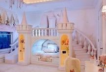 Nooks & Nests / Create great spaces for your youngest family member to learn, play and sleep. / by White House Nannies