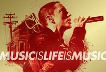 Music Is Life Is Music / The 53rd GRAMMY Awards Campaign from 2011 / by The GRAMMYs