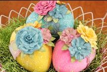 Spring / Easter and Spring Recipes, Crafts, and Decorations