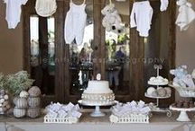Baby Shower Ideas / Ideas to create a memorable event! / by White House Nannies